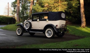 Ebony & Ivory Wedding Cars