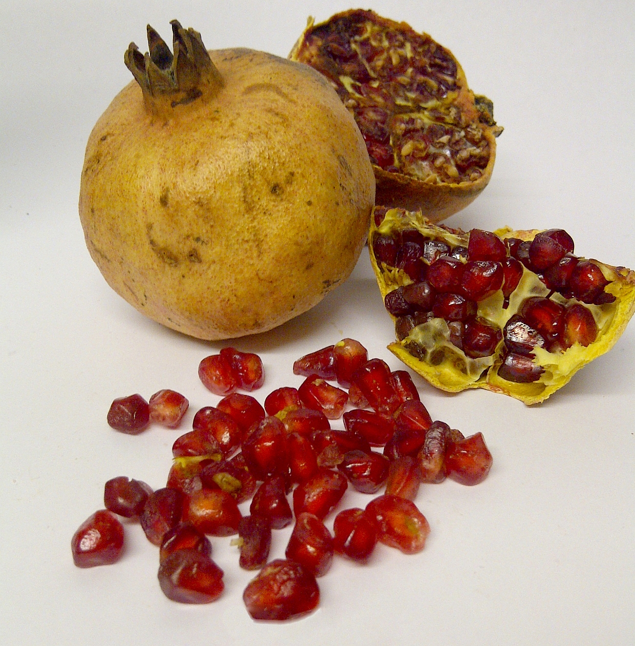 pomegrante has many health benefits
